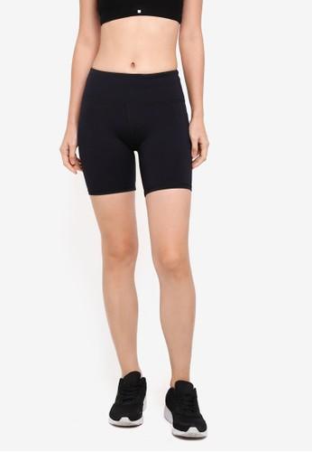 Cotton On Body black Active Core Bike Shorts 5C32FAA298FB06GS_1