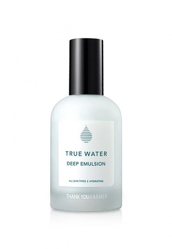 Thank You Farmer THANK YOU FARMER True Water Deep Emulsion130ml TH577BE90MSJMY_1