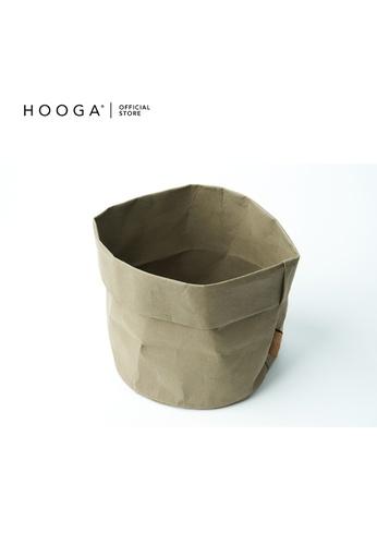 HOOGA green Hooga Multipurpose Organiser Brio M (Bundle of 2) CD3E1HLC71B744GS_1