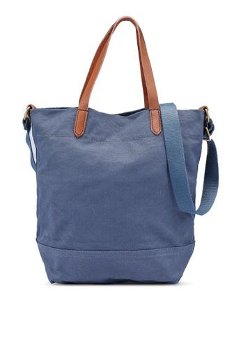 Banana Republic blue Mini Canvas Tote Bag DFEA5ACDD3D8EFGS_1