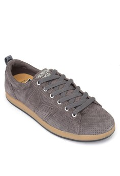 London Lace-Up Sneakers