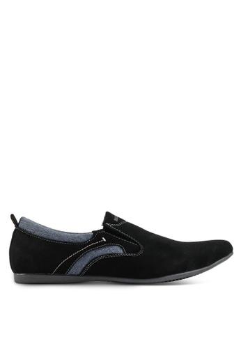 Rocklander black Rocklander Smart Casual Loafers 50819SHE33A65BGS_1