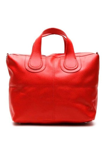 House Of Bai Red Macy Tote Bag Ho716ac75dtsph 1