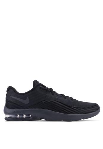 Nike black Nike Air Max Advantage 2 Shoes 9DE09SH180B4C2GS_1