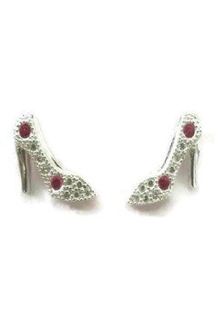 Stud Earring, Shoe Design