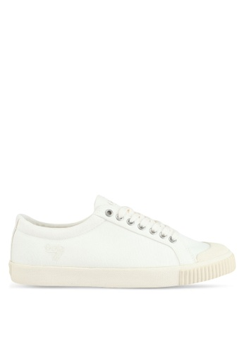Gola white Tiebreak Sneakers 2E91DSH128618AGS_1