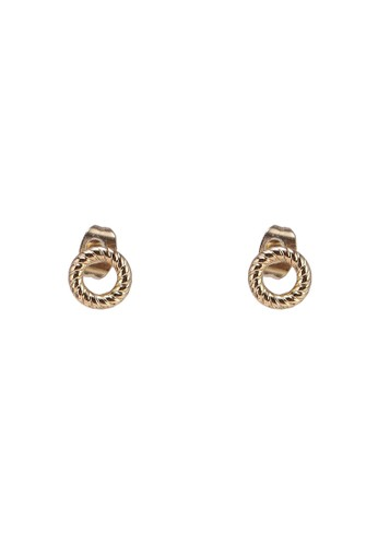 Pieces gold Lei Ear Studs 71AD2AC3A19AF1GS_1