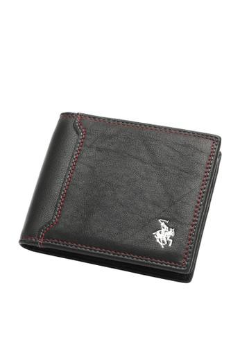Swiss Polo black Swiss Polo Bi-Fold Rfid Blocking Wallet 48DDDAC3D255FCGS_1