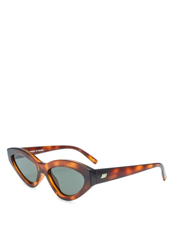 Le Specs brown Synthcat 1902102 Sunglasses 98E89GL1B5EA95GS_1
