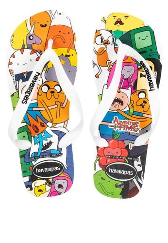 Havaianas multi Adventure Time Flip Flops FB302SHA002639GS_1