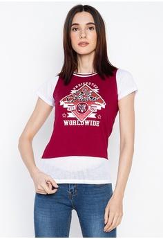 2768cf4e Shop FUBU T-Shirts for Women Online on ZALORA Philippines