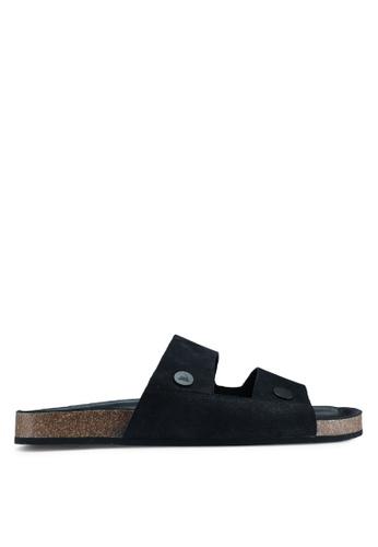 ALDO black Unayssi Sandals 10729SHF3ED20CGS_1