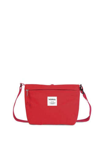 Hellolulu red Cana - Compact Utility Bag 84F32AC5291803GS_1