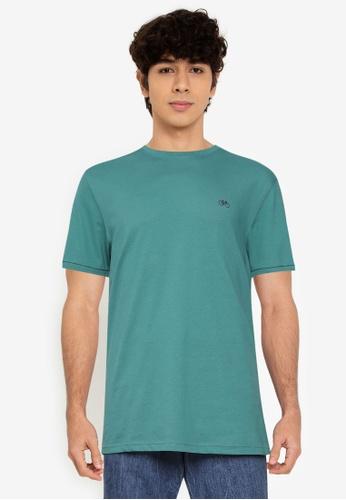 Springfield green Bike T-Shirt EE722AAF5404E9GS_1