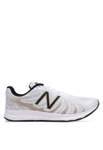New Balance white RUSH Fuel Core Performance Running Shoes NE323SH0RXNFMY_1