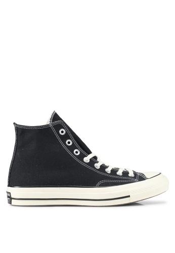 Converse black Chuck Taylor All Star 70 Core Hi Sneakers CO302SH0SXTWMY_1