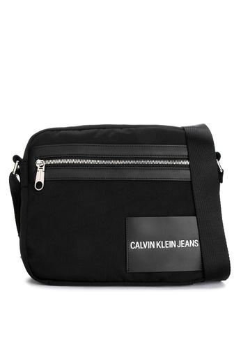 044d72f2d5 Shop Calvin Klein Fabric Camera Bag Online on ZALORA Philippines