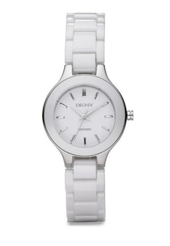 DKNY white DKNY Ceramic Watch NY4886 DK097AC12RPRMY_1