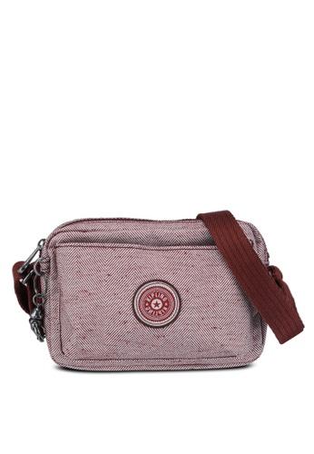 Kipling red Abanu Crossbody Bag 9ADE6ACCA299F3GS_1