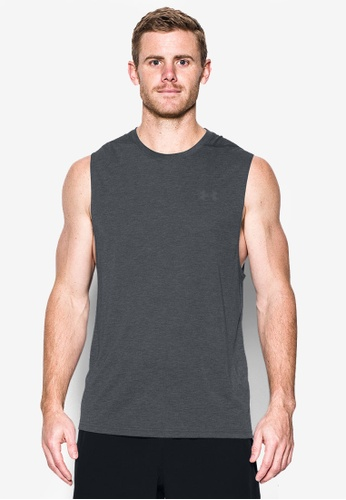 418bc5b14 Shop Under Armour UA Threadborne Muscle Tank Top Online on ZALORA  Philippines