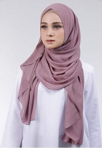 Cantik Kerudung purple Adela Instant 65865AA9014168GS_1
