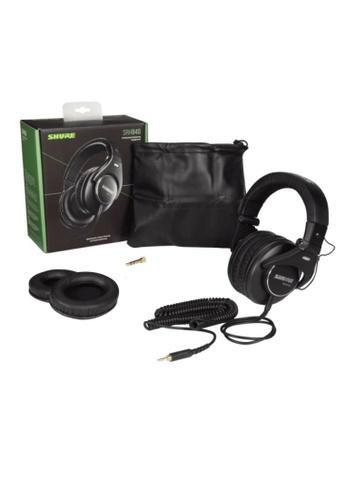 Shure SRH840 Professional Monitoring Headphones 47AB1ES7343E4DGS_1
