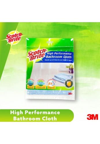 Scotch-Brite 3M Scotch Brite High Performance Bathroom Cleaning Cloth 81853ESEAA59EDGS_1