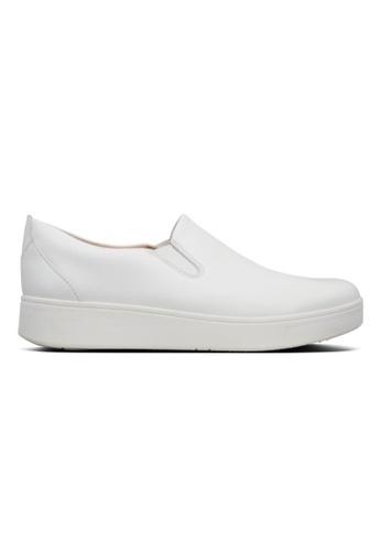 Fitflop white Fitflop Sania Skates (Urban White) E7A7DSH704FD59GS_1