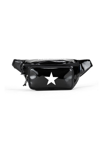 Peeps black Pop Pop Waist Bag D6EC0AC6852BEDGS_1