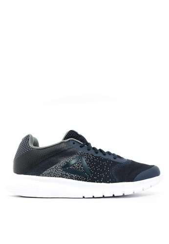 Reebok navy Print Lite Run RE246SH0VAV3ID_1