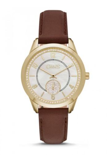 CHAPS Kasia鑽esprit暢貨中心飾計時腕錶 CHP1010, 錶類, 時尚型