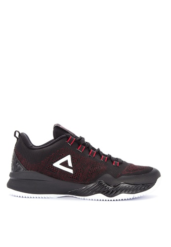 PEAK black EW8207A Tr7 Romeo 4 Basketball Shoes C405BSHD7C5F33GS_1
