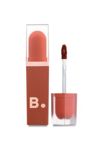 Banila Co. B. by BANILA Velvet Blurred Lip RD02 Brick Chilli Filter 41BD2BE30BA0E6GS_1