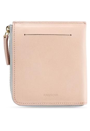 Rawrow pink Zip 190 Wallet CC945AC08BF0BAGS_1