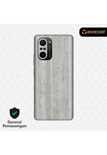 Exacoat Poco F3 Skins Stone Series - Concrete ECD07ES66C6193GS_1