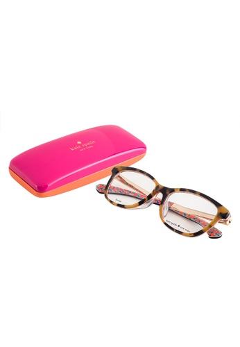 Kate Spade Jodiann Tortoise Eyeglasses 2NL