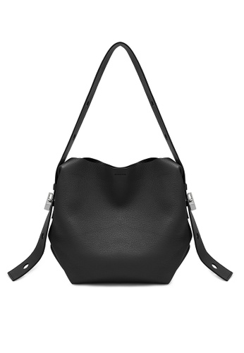 RABEANCO black RABEANCO RIKKA Shoulder Bag - Black 98DCEAC3550D6CGS_1