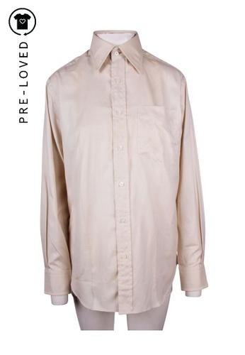 Paul Smith beige Pre-Loved paul smith Beige Men Classic Shirt 664C4AA2A8B057GS_1