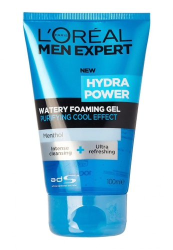 L'Oréal Paris L'Oreal Men Expert Hydra Power Foaming Gel 100ml 78968BE77587AEGS_1
