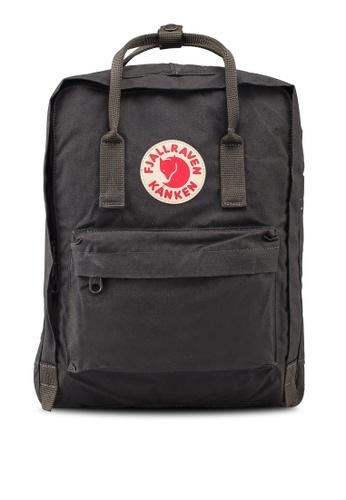 Fjallraven Kanken brown Kanken Classic Backpack FJ242AC08KNRID_1