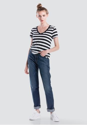 386bc75d Levi's blue Levi's 501 Original Fit Jeans For Women 12501-0304  E896EAA1029D6FGS_1