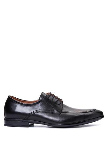 Gibi black Men's Dress Shoes GI342SH05UXEPH_1