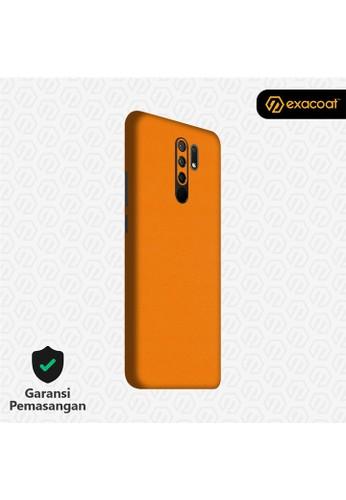 Exacoat Xiaomi Redmi 9 3M Skins True Colors - Pumpkin Orange A7813ES633952AGS_1