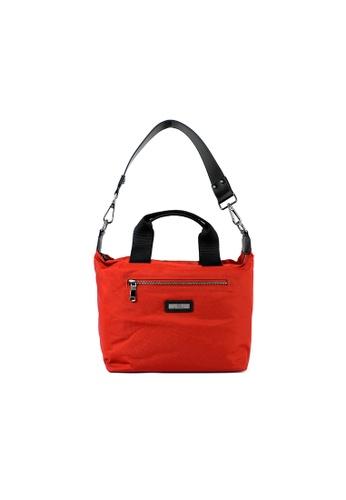 RENOMA Paris red Renoma Ladies Multiple Way Satchel Bag 1905093-00 FE532ACE338577GS_1