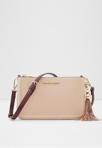 ALDO pink Riessi Cross Body Bag 24B7FAC1BD5B15GS_1