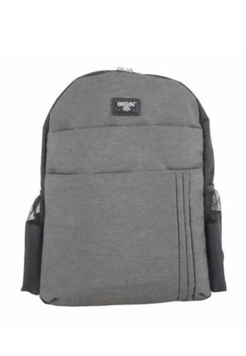 Swan Swan Orgin Pro Essential Backpack - Grey 1BE91KC118BABFGS_1
