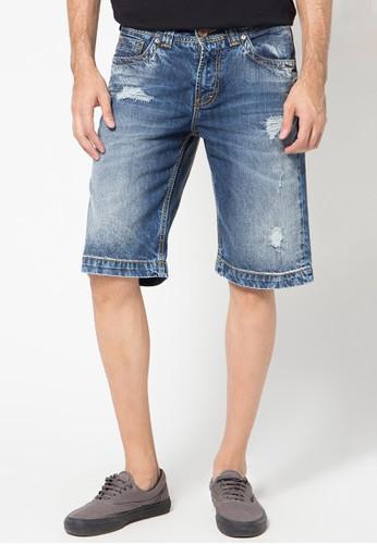 Lois Jeans blue Short Pant Denim LO391AA08VOTID_1
