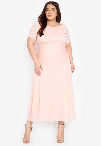 Paloma Plus Size Dress