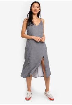 7aee4673cd4 Cotton On multi Woven Bloom Midi Slip Dress 91005AAA33D18BGS 1