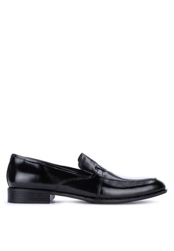 Antonio Manila black Ezekiel Formal Shoes 36191SHBEB9CD3GS_1